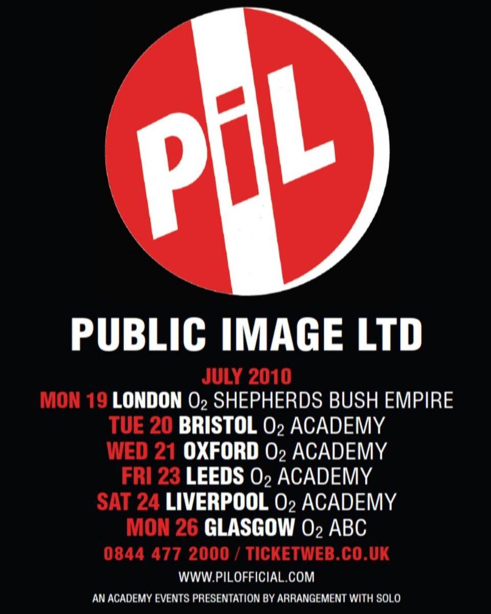 Public Image Ltd (@pilofficial) | Twitter