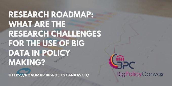 Último día para dejar tus comentarios sobre el #Roadmap desarrollado por @BigPolicyCanvas, pro...