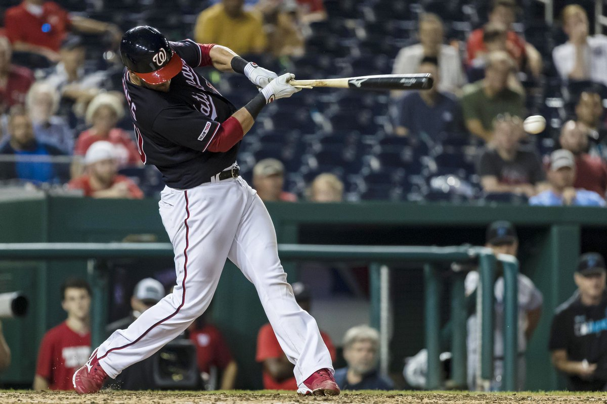 One of the #Nationals' key offseason pickups has had a rough year https://www.mlbtraderumors.com/2019/07/washingtons-yan-gomes-acquisition-isnt-working-out.html…… http://srhlink.com/R8hj9b