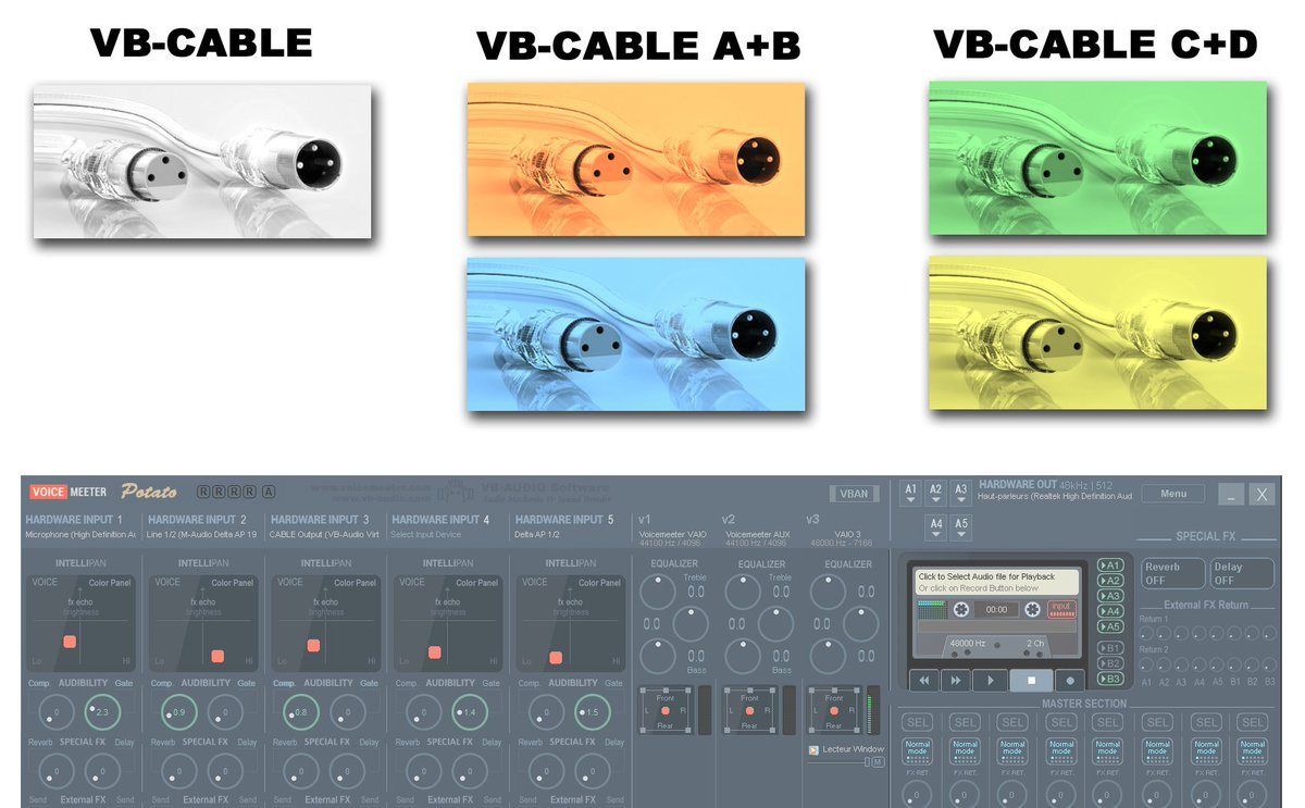VB-Audio Software (@VB_Audio) | Twitter