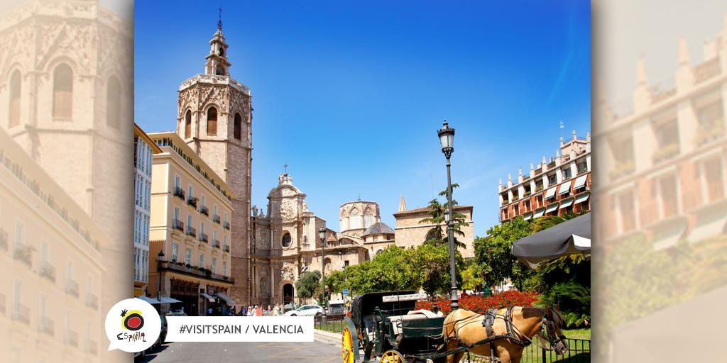 Are you short on time?  Here you have a 2 days plan to visit #Valencia...but it deserves more time to really explore and enjoy it.  https:// buff.ly/2HqoOid      #TravelIdeas #FelizFinde #RegionOfValencia #SummerInSpain #VisitSpain @ValenciaCity @c_valenciana @costablancaorg<br>http://pic.twitter.com/NIcezHZoqT
