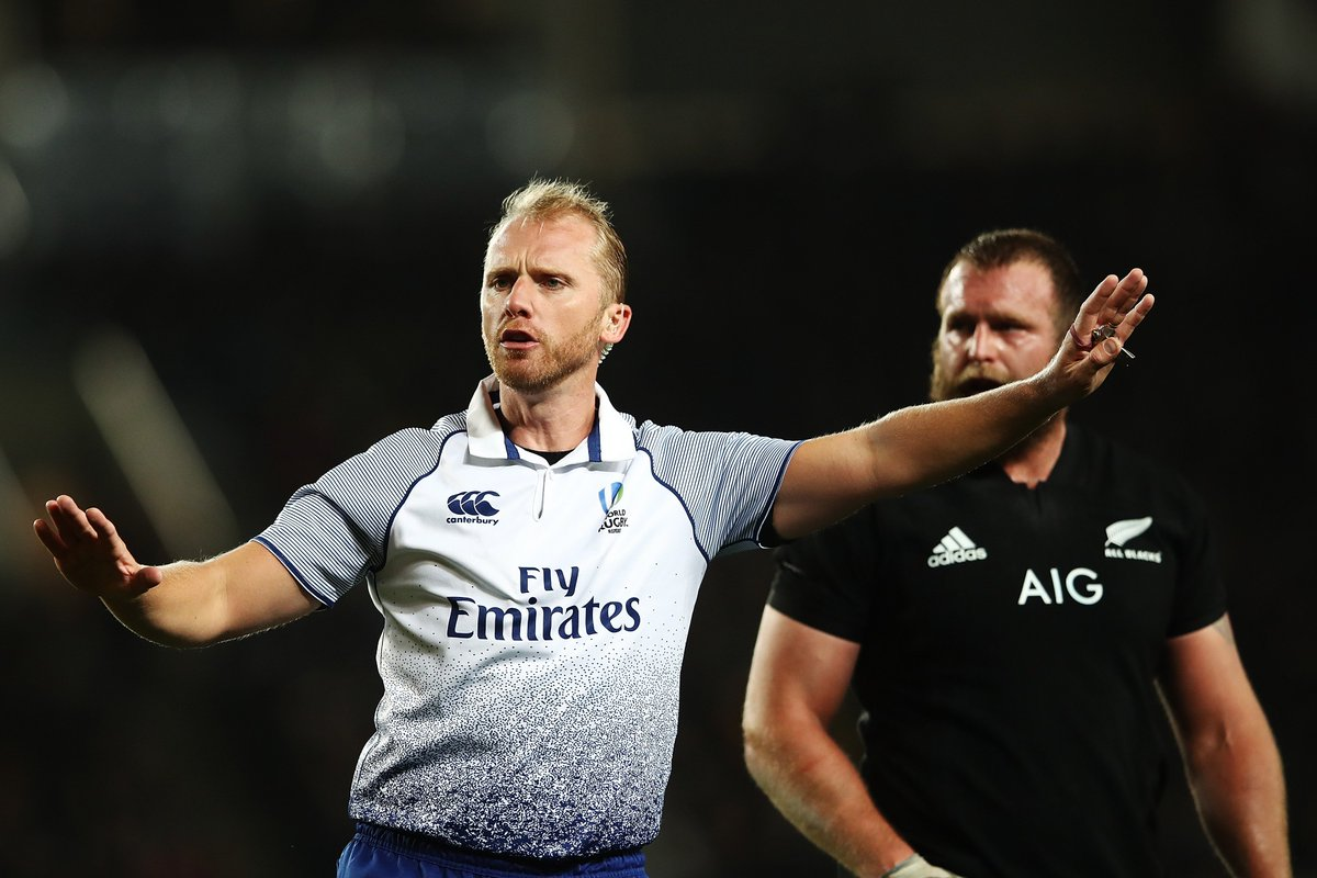 test Twitter Media - With #RWC2019 fast approaching, World Rugby has announced the match official appointments for the tournament's pool stages.  📝More: https://t.co/0N8CrfD4sy https://t.co/4xZRrZ2Lyk
