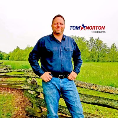 Tune in for my #fridaymorning #PoliticalDisruptor segment coming up in just a few minutes at 9:35 AM. Tom Norton @ForNorton in #Michigan #MI03 will be joining me to discuss his #2020Election run against Justin Amash! Listen live here 👉 johnfredericksradio.com/listen-live/ #GodzillaOfTruth