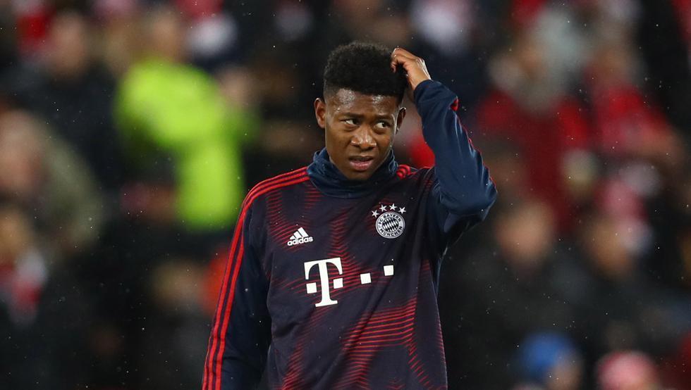 Barcelona have identified Bayern Munich defender David Alaba as a primary transfer target. (Source: ESPN)