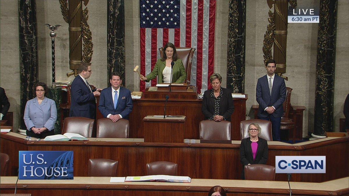 U.S. House: Pro Forma Session – LIVE on C-SPAN https://cs.pn/2XSuE5d