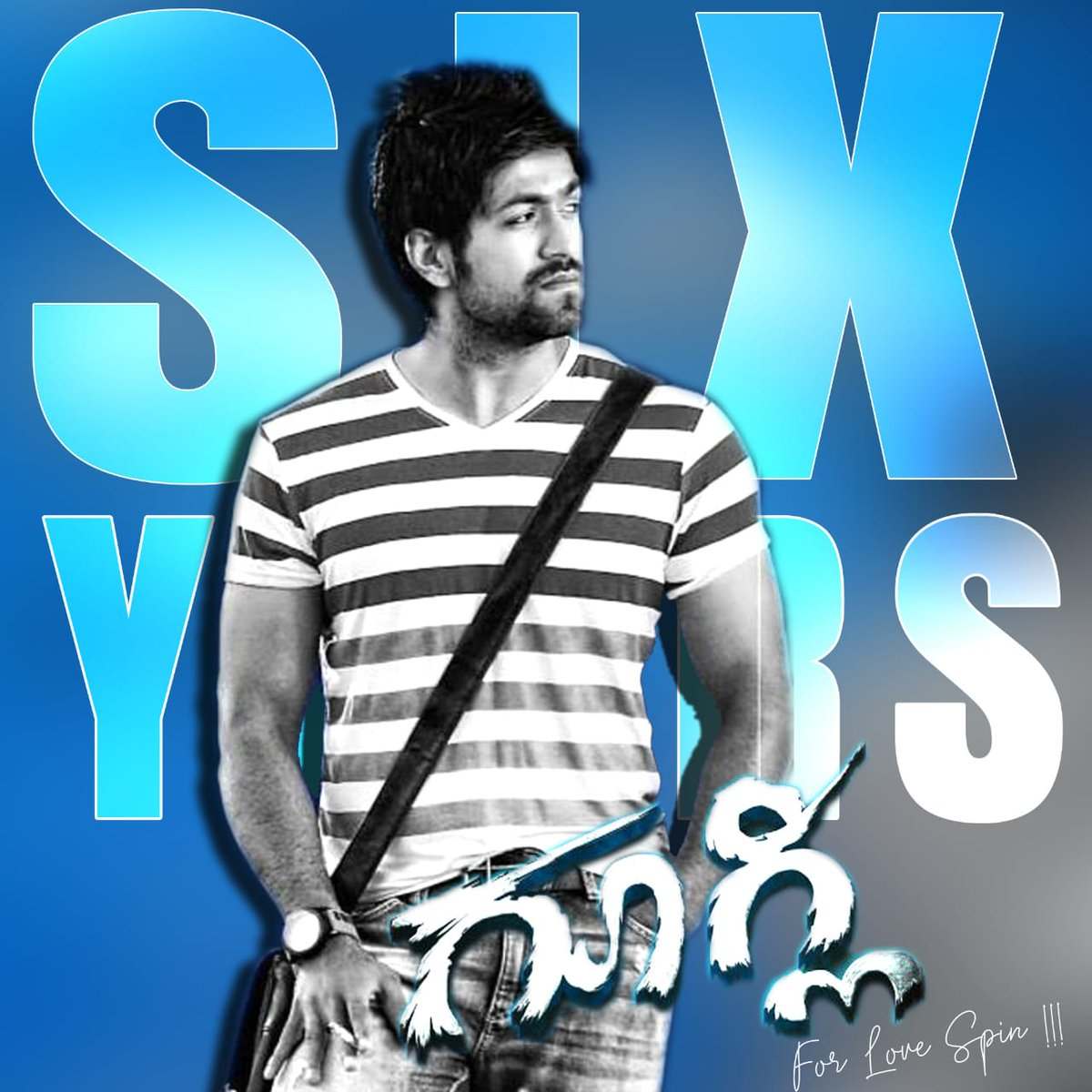 #6YearsForBBGoogly