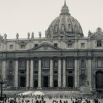 Image for the Tweet beginning: St Peter's Basilica