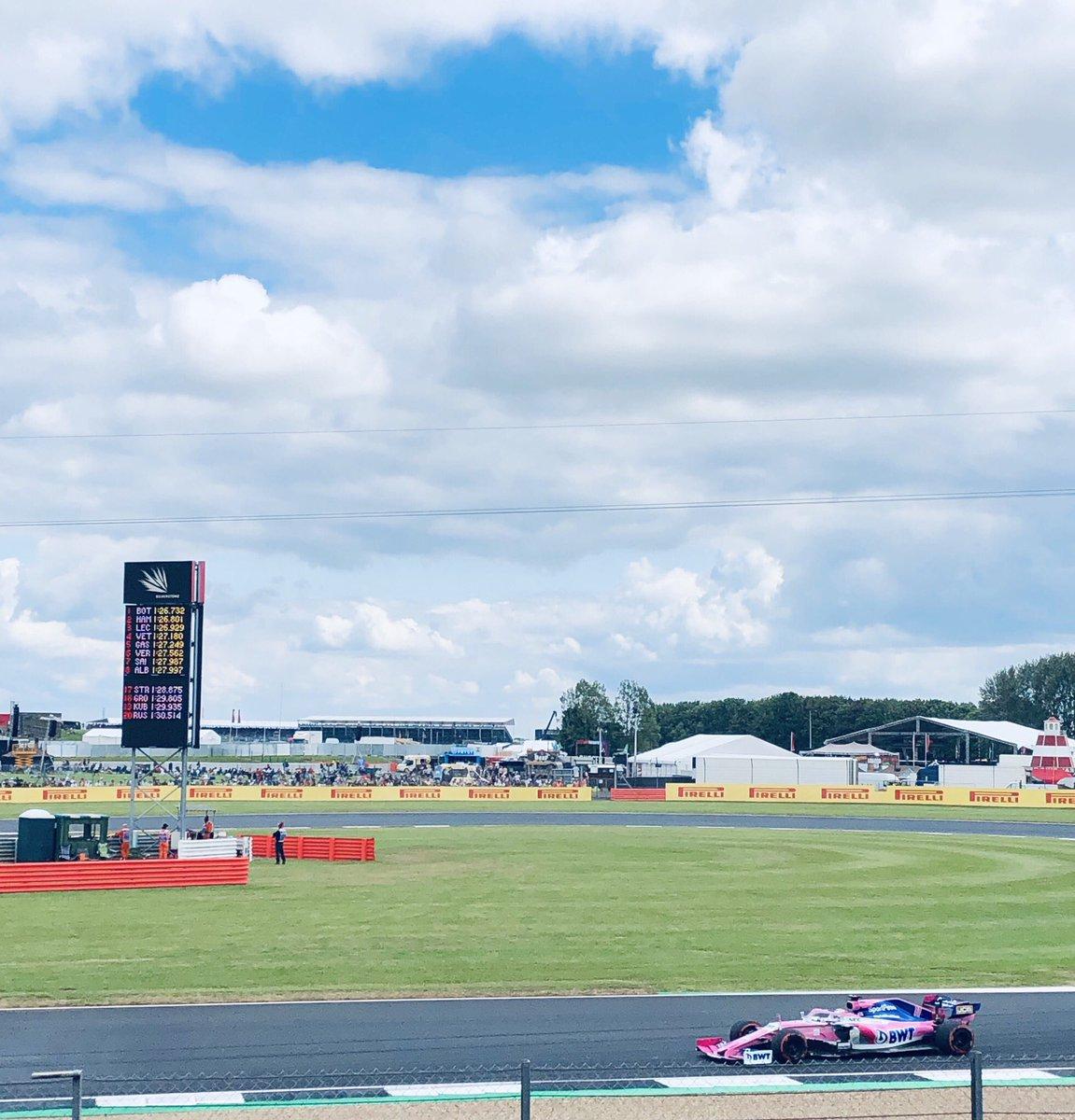 #F1 #Silverstone #BritishGP #mysilverstone
