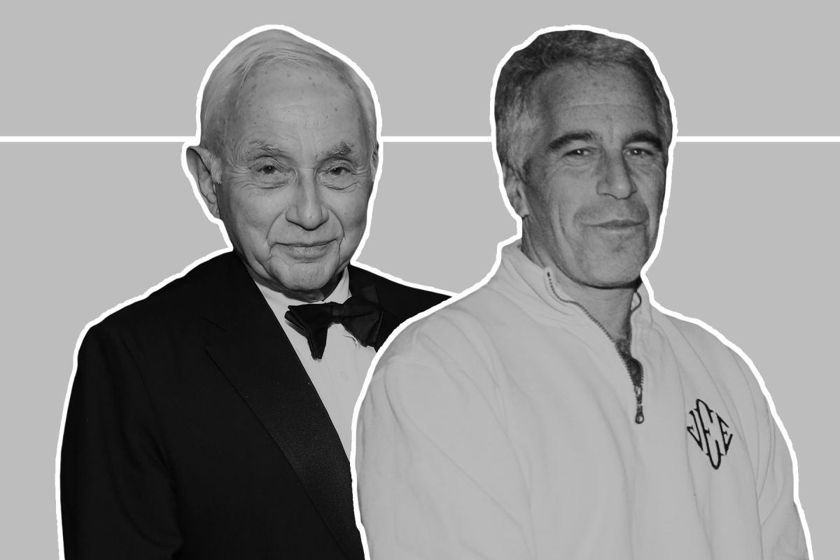The timeline of jeffrey epstein, les wexner relationship