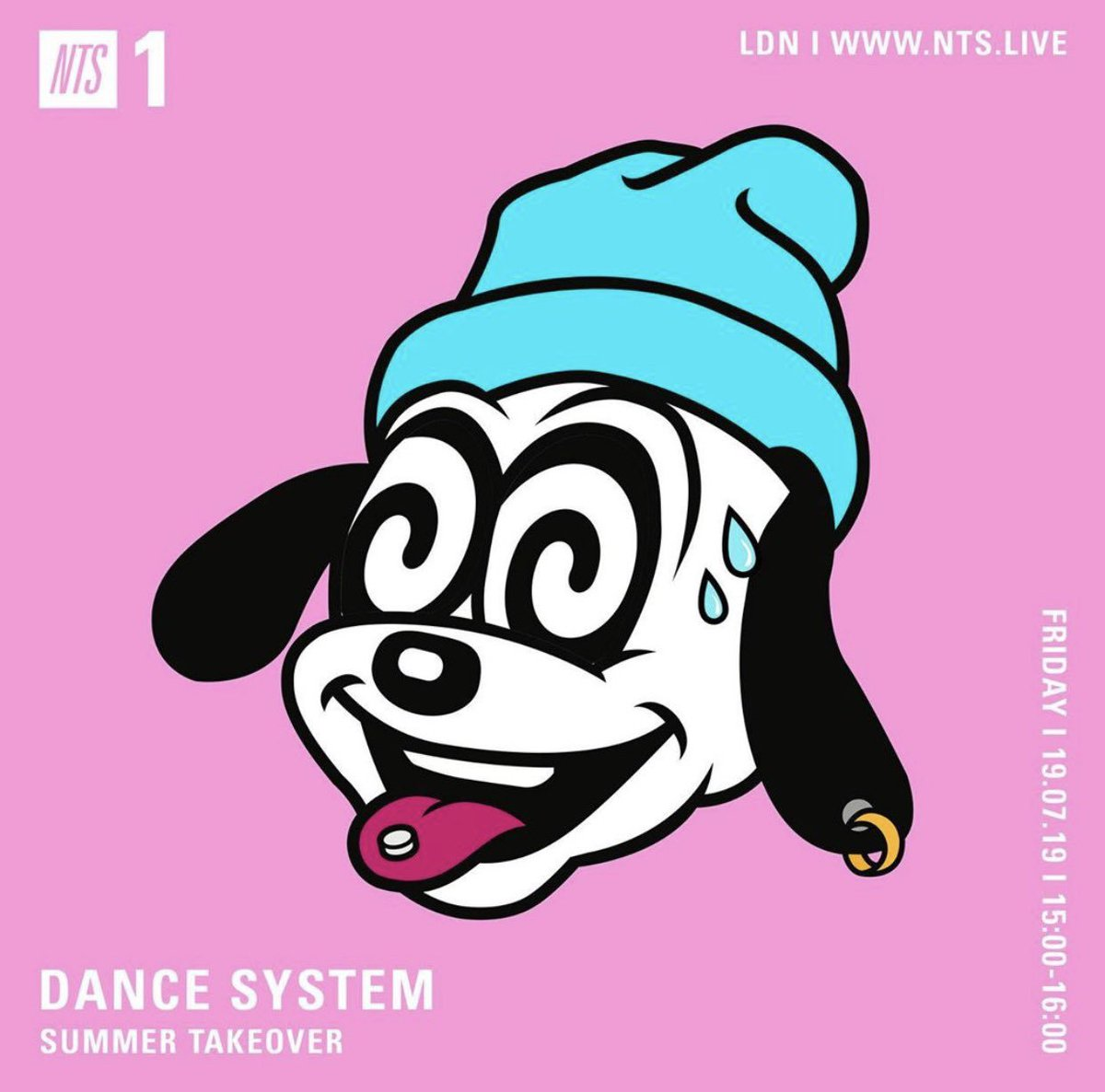 Exxxclusive new Dance System material and classic summer heaters for the next 60 mins - tune in: nts.live/1