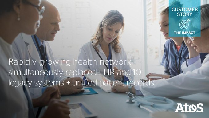 Health network decreased transcription use by 90% and resumed normal operations 30...