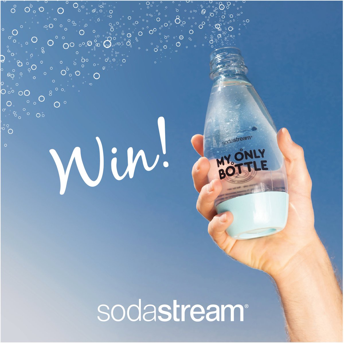 Wanna #WIN an exclusive invite to our exciting launch event in London?!🥳  All you need to do is: 1. Follow us @SodaStreamUK 2. RT this.  Get your athleisure ready - we'll be choosing 5 lucky winners!  Competition closes Monday. Must be available Thursday 25th July. T&C's apply.