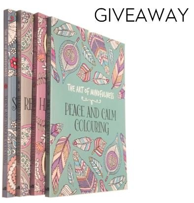 Comment below with the 🧘 emoji to be in with a chance of #winning these colouring books & a set of 24 colouring pencils 😊 #Giveaway #Prize #Mindfulness #Wellbeing  [Competition closes 24.07.19 at 11:59pm. UK residents only. 1 winner chosen across all three social channels]
