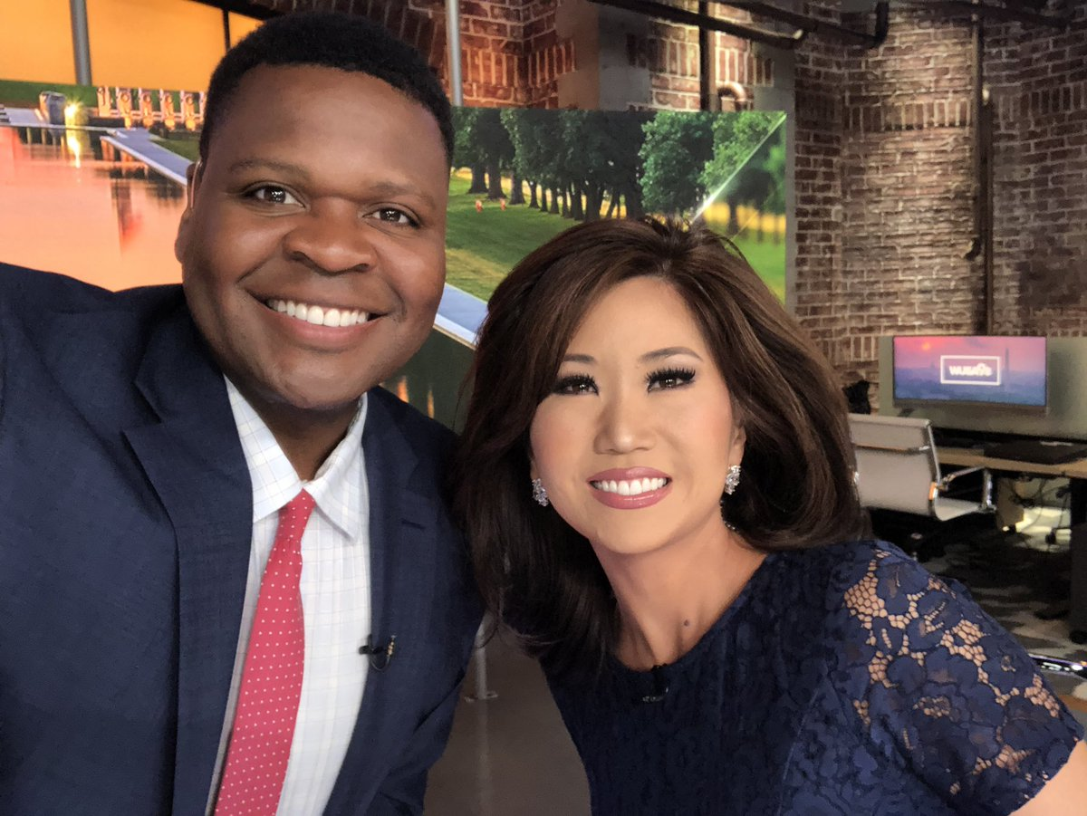 Hanging out with one of the flyest anchors in town. Hey @AnnieYuTV. #getupdc @wusa9<br>http://pic.twitter.com/5J5z3fKkjV