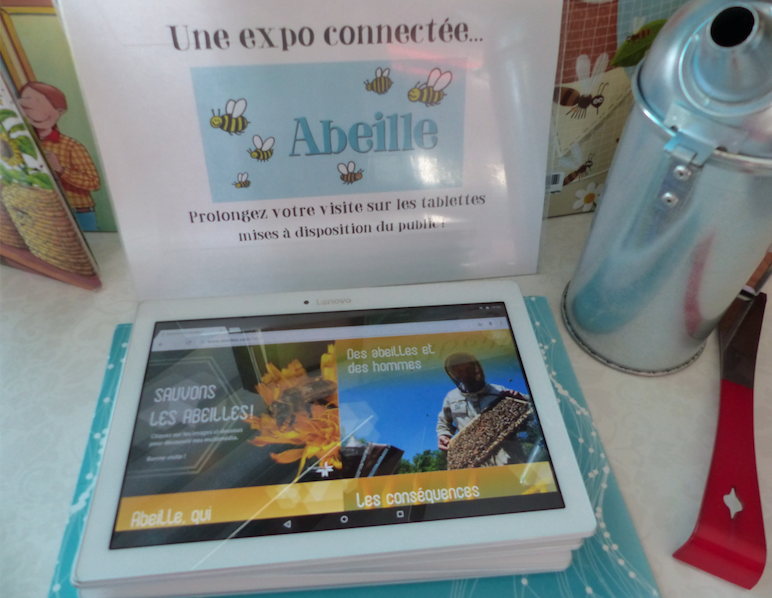 """Suite de notre tour de France des expos connectées, avec """"Sauvons les abeilles"""" présentée tout l'été à #Romagnieu en @CDIsere (via @EchoSciGre)  https://www.echosciences-grenoble.fr/evenements/l-exposition-sauvons-les-abeilles-a-l-espace-culturel-romagnieu…"""