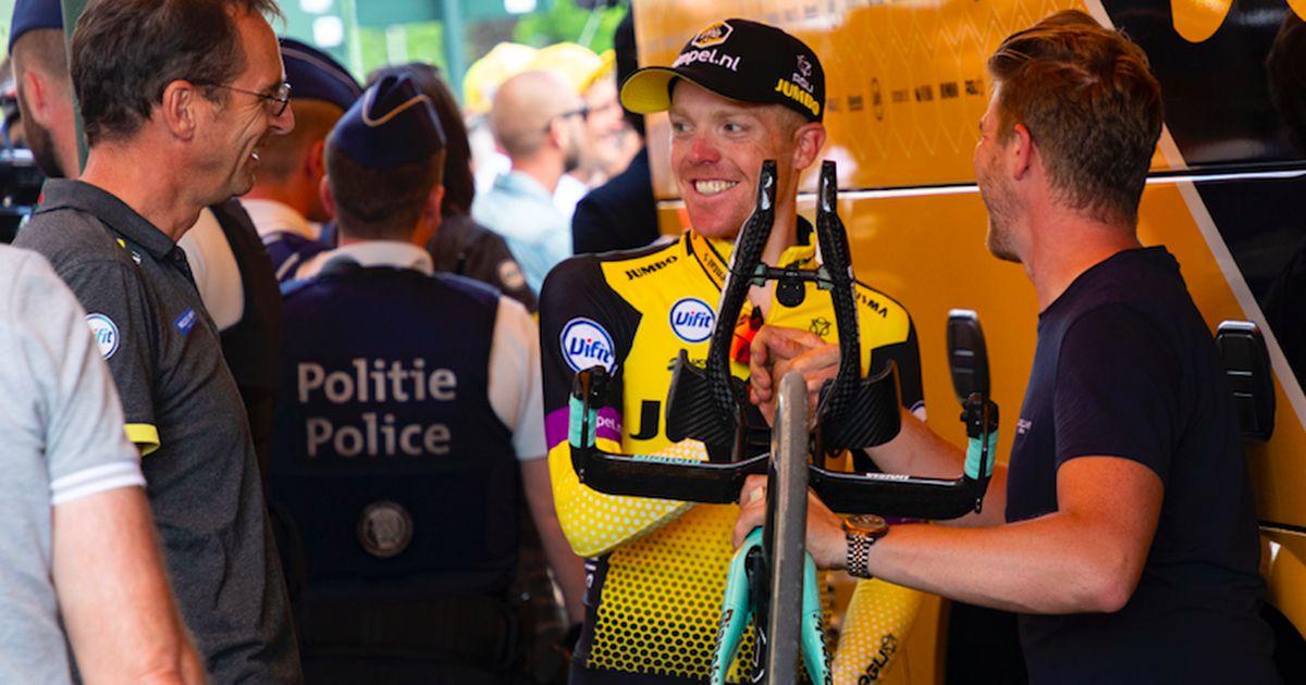 'Kruijswijk kan goede zaken doen, Thomas komt in het geel' Wat gebeurd er vandaag met de 'Ollanders in de tour?  #TSNL #wielrennen #sport https://www.telegraaf.nl/sport/132075759/kruijswijk-kan-goede-zaken-doen-thomas-komt-in-het-geel?utm_source=www.inoreader.com&utm_medium=referral&utm_content=/…