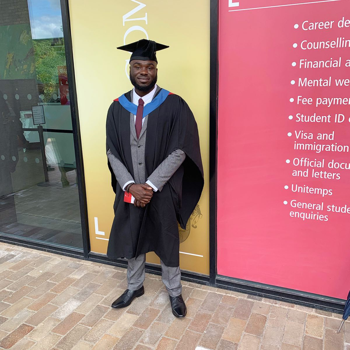 Bachelors of Science (honours) in Neuroscience una, these 3 years have not been easy but alhamdulillah I managed to pull through  #Classof2019<br>http://pic.twitter.com/6EITo4S9fJ