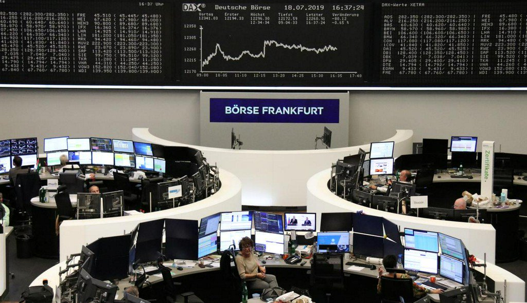 Fed signals buoy European shares, AB InBev jumps https://www.reuters.com/article/us-europe-stocks-idUSKCN1UE0NT?utm_campaign=trueAnthem%3A+Trending+Content&utm_content=5d31984eb9415600019af9db&utm_medium=trueAnthem&utm_source=twitter…