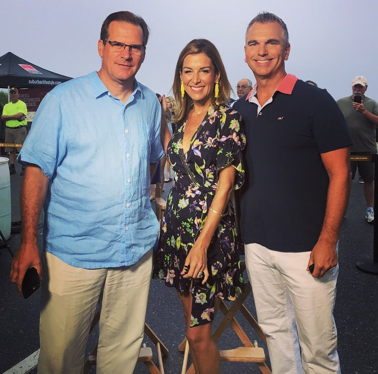 Zip Trip #Dennis 2019 underway!  @boston25gene @KevinBoston25 @boston25 <br>http://pic.twitter.com/JfPeXV9feF