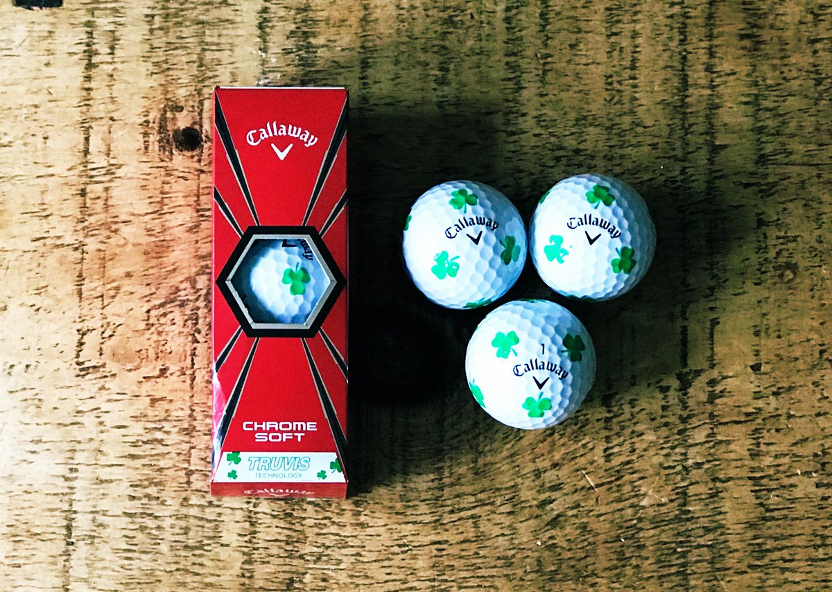 WANT TO WIN a sleeve of @CallawayGolfEU #TheOpen special Shamrock Truvis Chrome Soft balls?   For your chance to win:  RT this FOLLOW @golfshake & @CallawayGolfEU   Winner selected at random 6pm Sat 20th July. UK entires only 🇬🇧 Full T&Cs at http://golfshake.com
