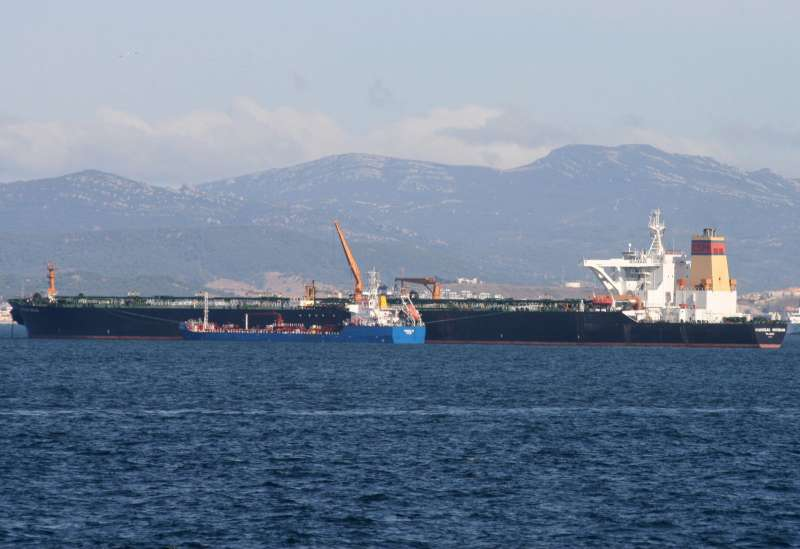 #BREAKING Gibraltar authorities extend the detention of #Irans Grace 1 supertanker for another 30 days, according to Sky News. The UK had called on Iran to provide assurance the oil was not heading to Syria in violation of EU sanctions. Apparently, Tehran has failed to do so.