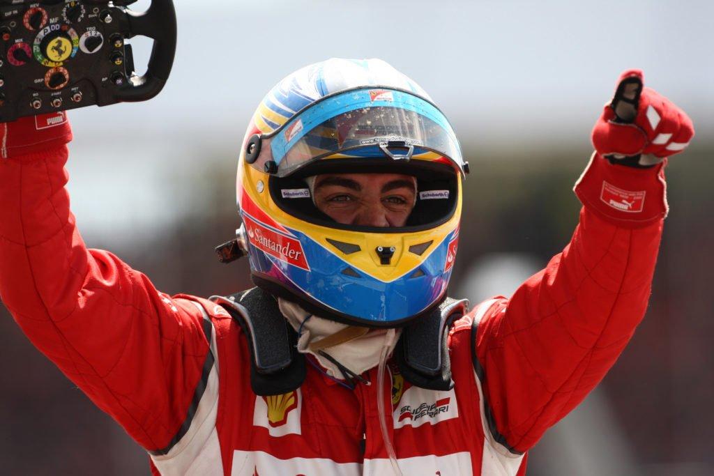 """#F1   #Alonso: """"Un sogno correre in #Ferrari"""" - http://bit.ly/2O4njv3"""