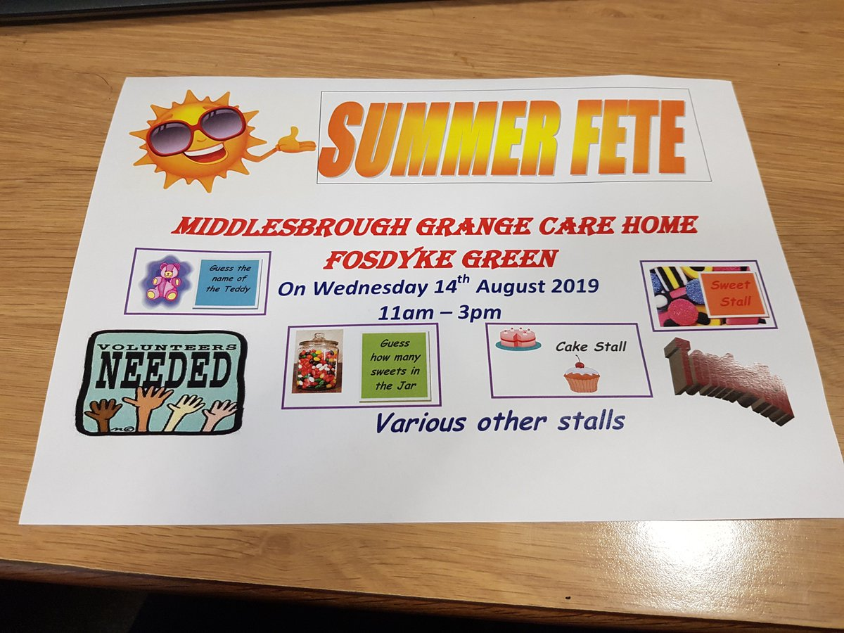 Middlesbrough Grange Twitter post