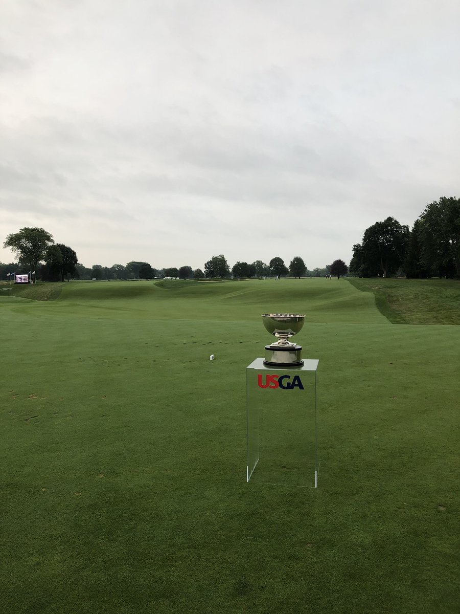 The 2019 #USGAJrAmateur has been exceptional. The @InvernessClubGS staff, grounds & membership have all made this Championship a joy to watch. Special thanks to IC members Alan Fadel & @MichaelMcCMS & all for bringing this event to the historic & cherished Inverness Club. TY all.
