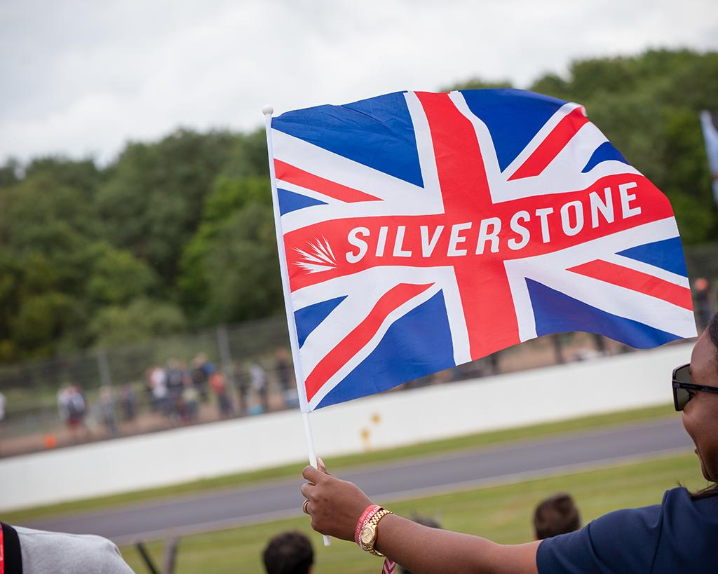 There's a first time for everything and this weekend we debuted @TheGreenRoomEx at @SilverstoneUK for the F1 #BritishGP with @johnnyherbertf1 and @NataliePinkham  Here's a sneak peak into how the day went  http://ow.ly/If4X50v4DQh