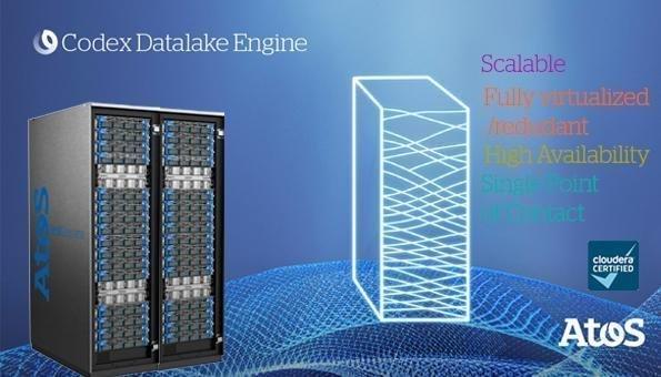 Kennen Sie  #CodexDatalakeEngine, die neueste der #DataLake Lösungen, zertifiziert von...