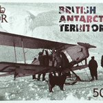 Image for the Tweet beginning: 1934-37: The British Graham Land