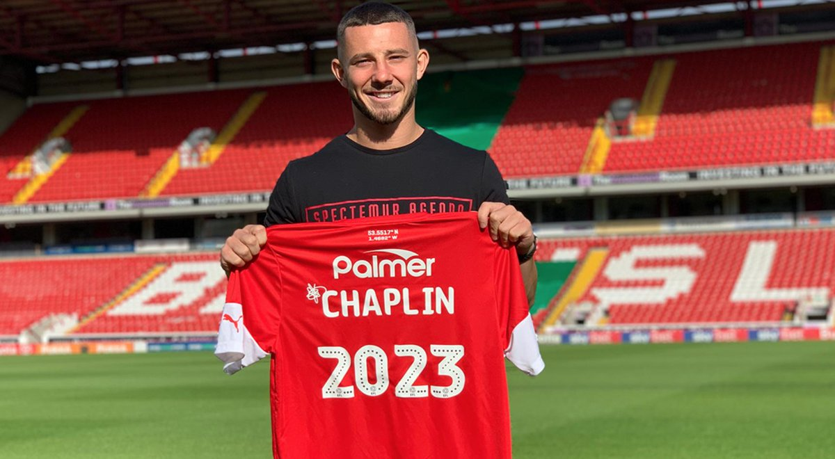 📝 DEAL DONE: Barnsley have signed Conor Chaplin from Coventry City on a 4-year contract. Undisclosed fee. Hell wear the No. 2023 at the club. Ridiculous. (Source: @BarnsleyFC)