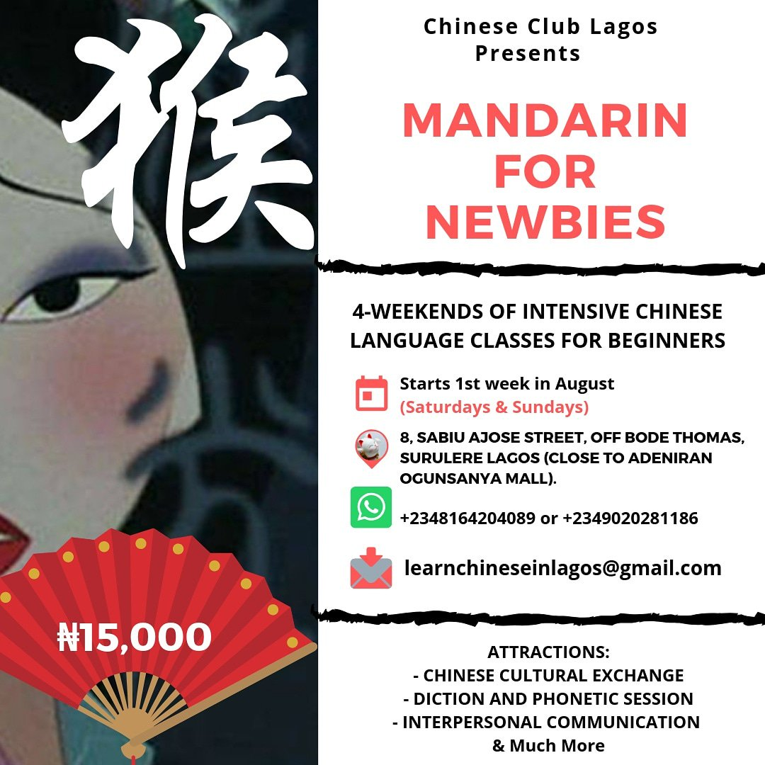 Chinese Club Lagos (@chineseclublag) | Twitter