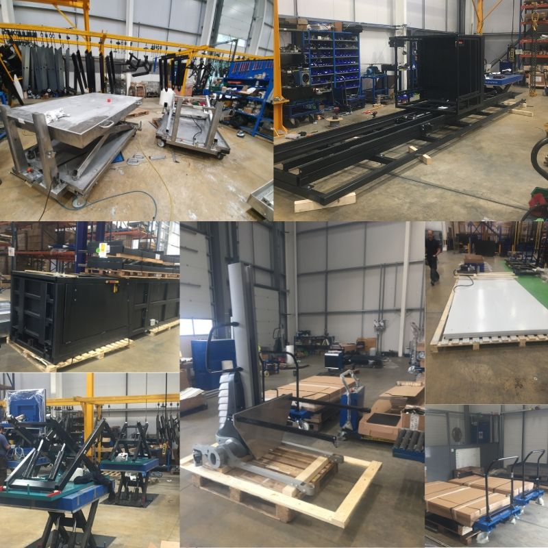 It's Friday once again! Here's a little preview as to what we've been up to at Advanced Handling HQ. This week has been very much a goods & #mezzanine #lift week! Contact the team at http://ow.ly/UjmS50v5NeG to discuss your #lifting & #handling requirements. #HealthAndSafety