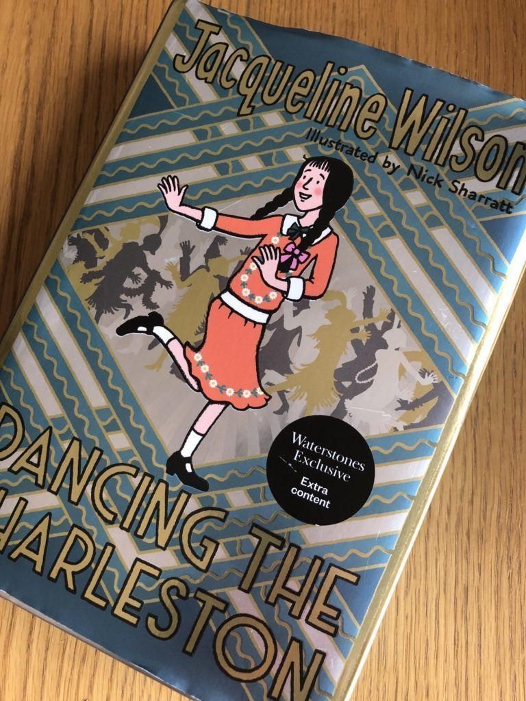 Dancing the Charleston by Jacqueline Wilson #bookreview https://buff.ly/2M14wy6