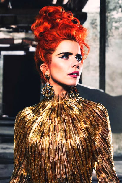 Happy 38th Birthday to the one and only Paloma Faith!