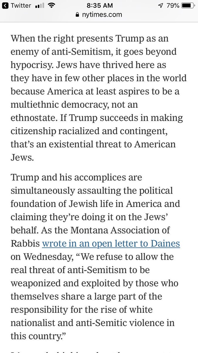 This from @michelleinbklyn is exactly right https://www.nytimes.com/2019/07/19/opinion/trump-ilhan-omar.html…
