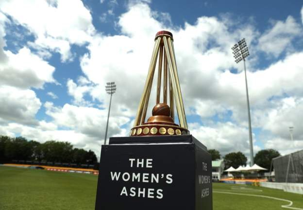 While the rain falls you might want to test your knowledge of the Women's Ashes with our quiz.See if you can beat TMS scorer Phil Long, who got nine out of 10 correct!Try it here: https://bbc.in/2JNTB7T #bbccricket #WomensAshes