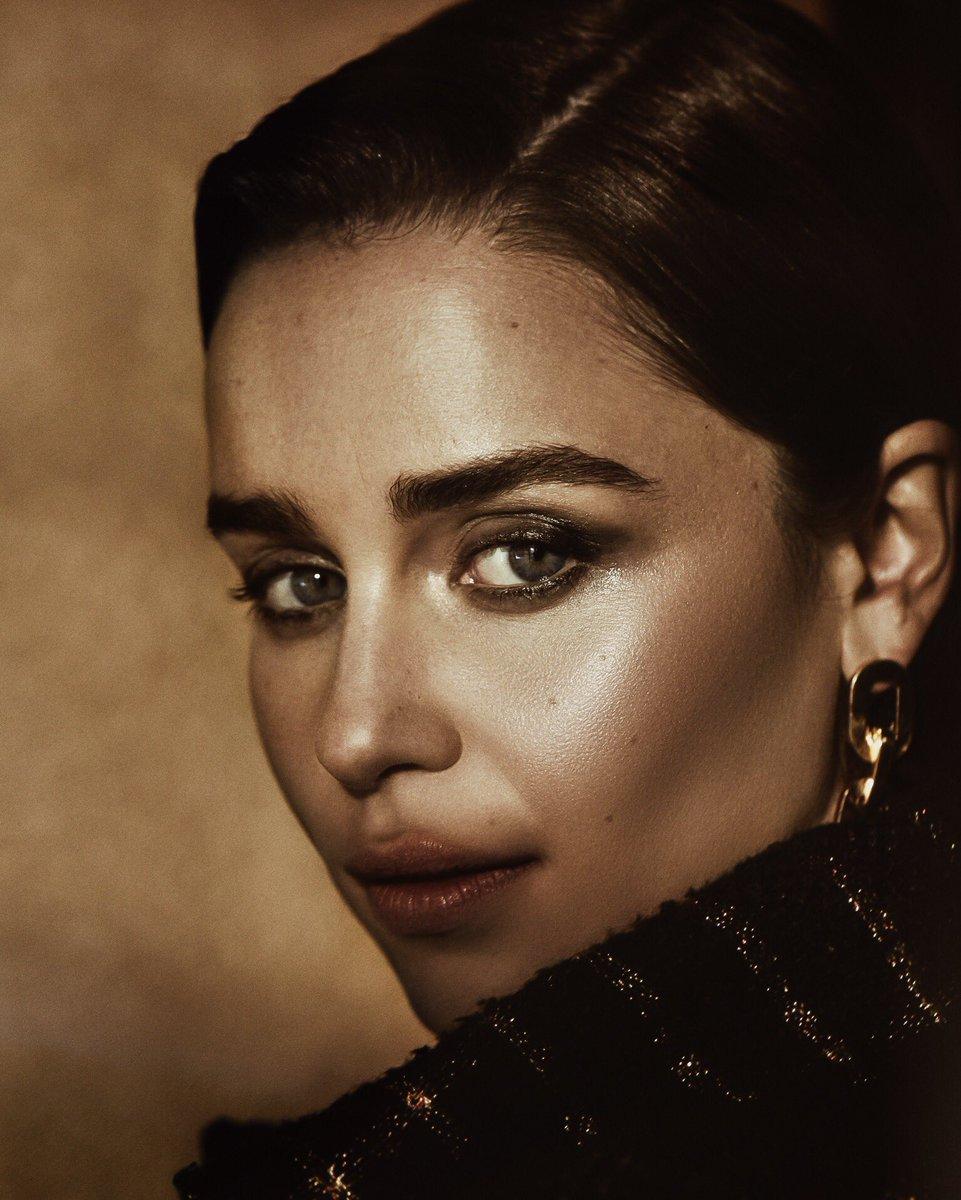 RT @bestofclarkes: Emilia Clarke for Flaunt Magazine | 2019 https://t.co/5veypNXL6y