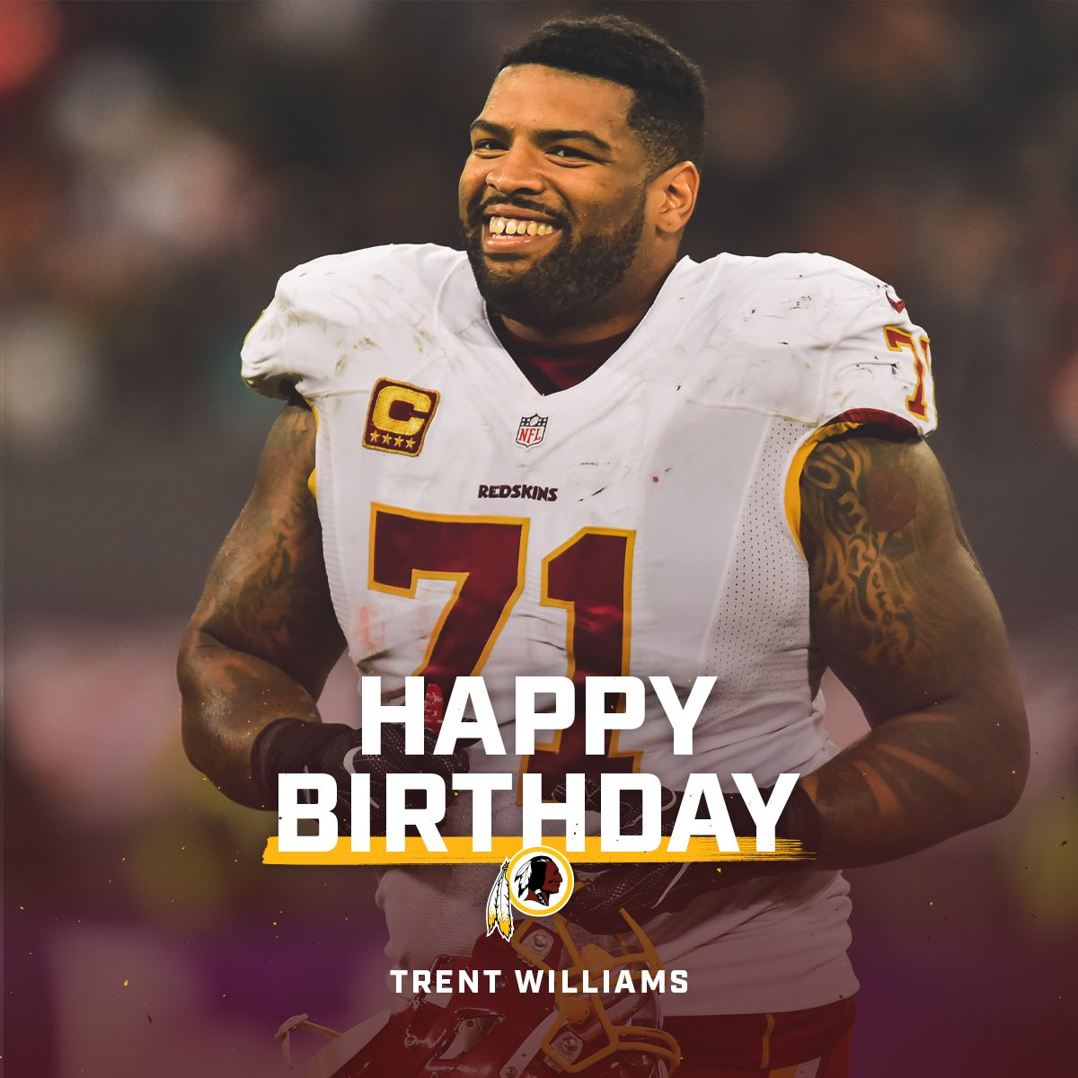 #HappyBirthday @TrentW71!