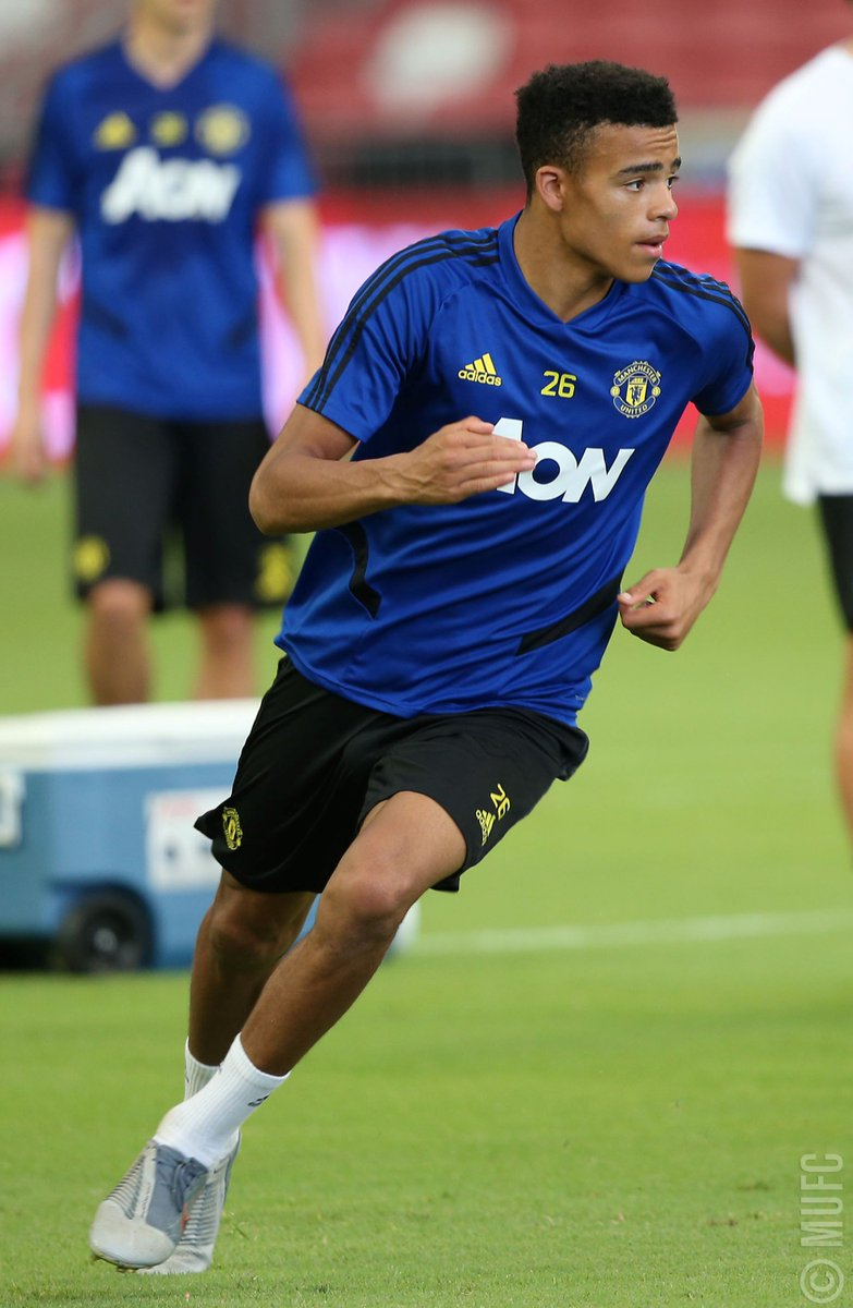 Nothing but work   #MUFC #MUTOUR  #ICC2019<br>http://pic.twitter.com/dMeujooSzu