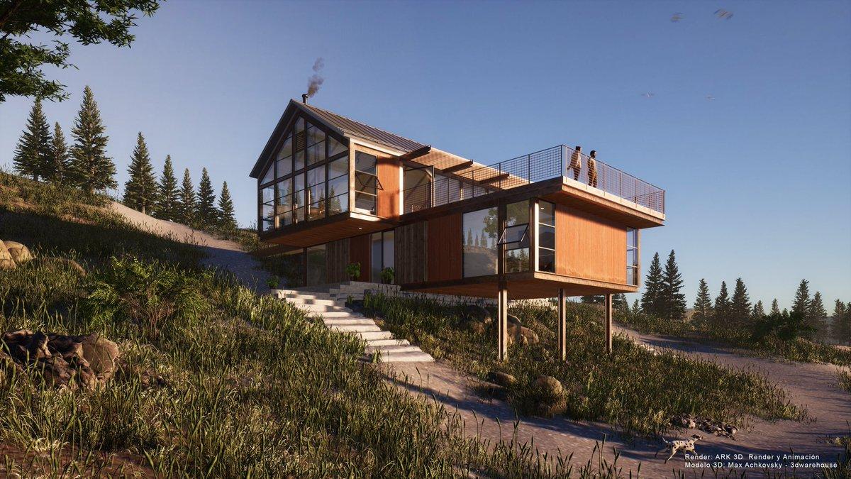 Roof Design 3ds Max Plugin
