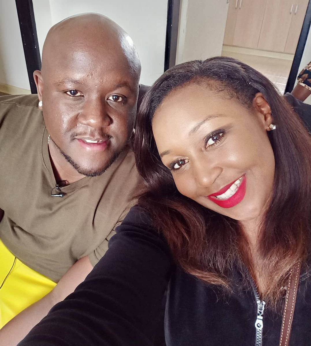 #WeekendWithBetty on our favorite channel @K24Tv with our News anchor @BettyMKyallo as She bring #Upclose with @DjJoeMfalme mwenyewe ndaani y Upclose.. Betty's your show is untouchable & unstoppable..Always smart ladies & smiles.. Keep inspiring us with Every guests