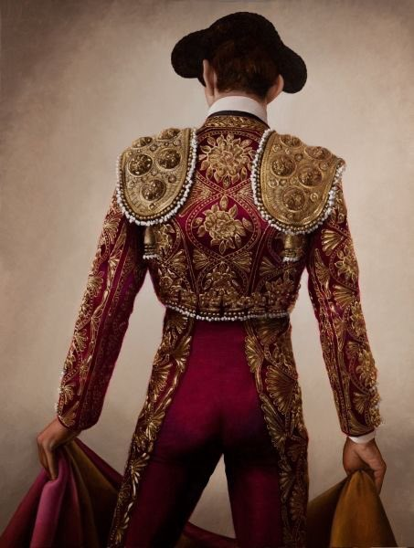Ok but hear me out, a BTS comeback with Torero outfit concept