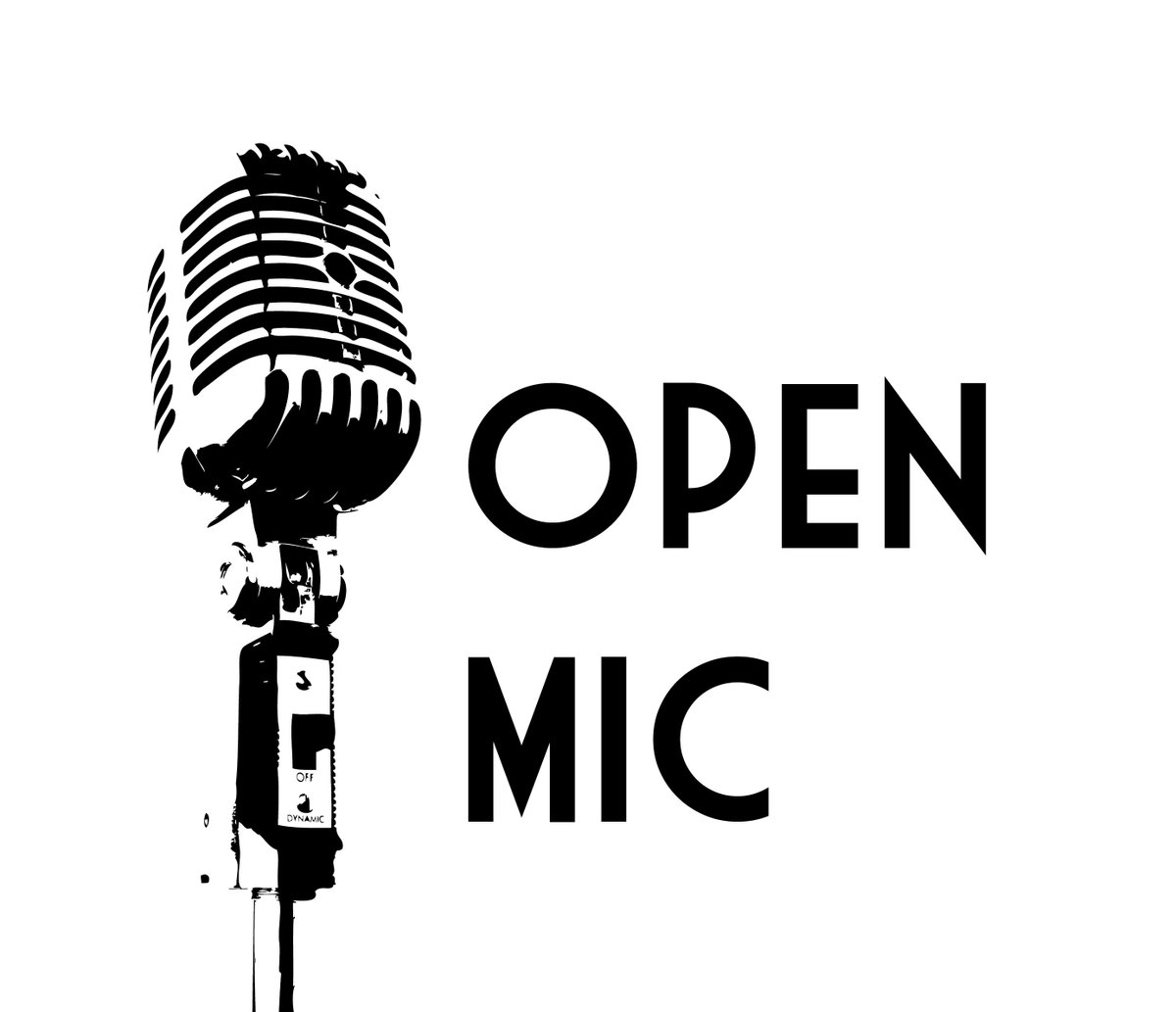 OPEN MIC - Sunday 4th August - from 7pm - Come down ask for Duncan and show us what youve got!!!