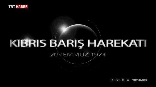 Milli Savunma Bakanlığı Kıbrıs Barış Harekatı'nın 45. yılı dolayısıyla harekatın unutulmaz görüntülerinin yer aldığı bir video hazırladı.  https://www.trthaber.com/haber/turkiye/msbden-kibris-baris-harekatinin-45-yilina-ozel-video-423792.html…