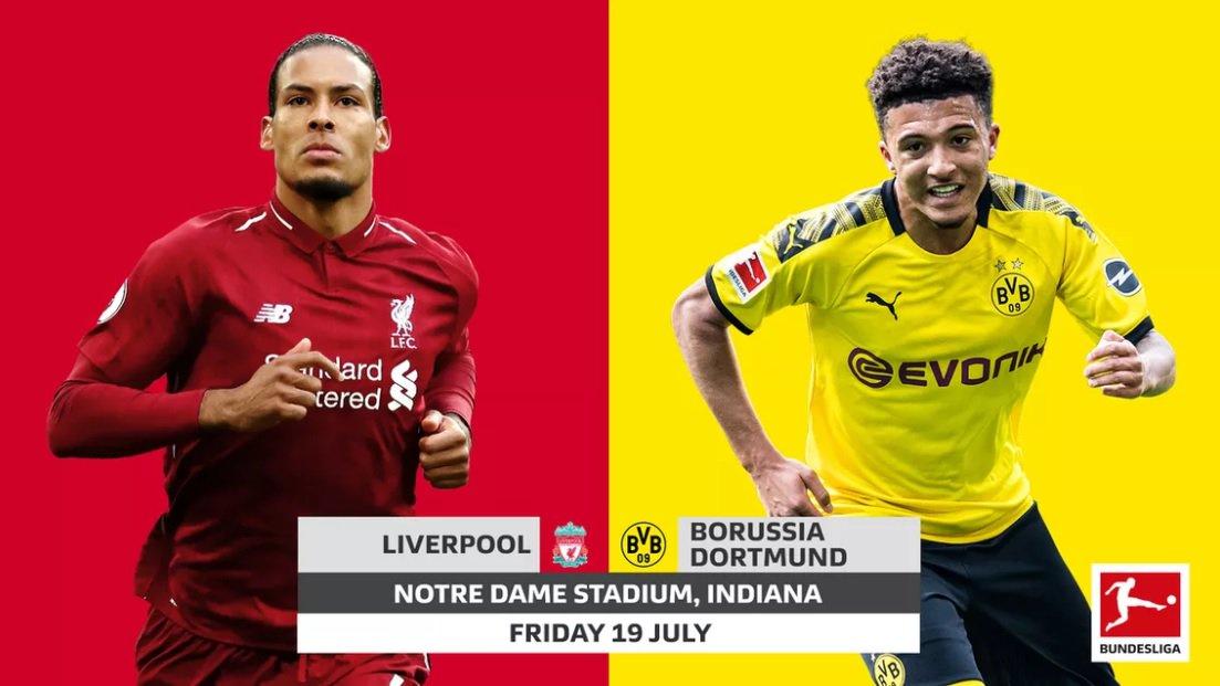 HOY a las 20.55 x ESPN2/@ESPNPLAY estaremos con el amistoso entre #Liverpool y Borussia #Dortmund  Junto a @fcanepa10   #FUTBOLxESPN