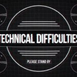 Image for the Tweet beginning: ATTENTION: Due to technicall issues