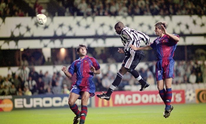 Remember when...  @TinoasprillaH scored an epic hattrick against Barcelona in the Champions League.  Newcastle winning 3-2 vs the Barca side managed by van Gaal & consisting of Figo, Rivaldo, Nadal, De la Peña, Luis Enrique etc. Great night.  #NUFC