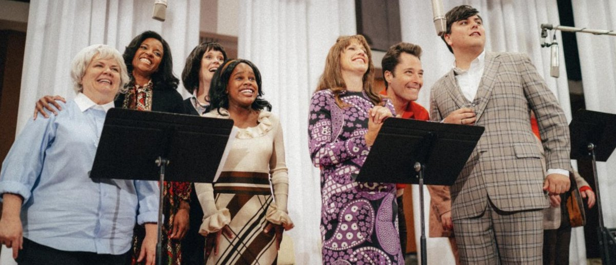 .@DocumentaryNows Emmy-nominated Co-op original cast album–with @ABrightMonster, @ReneeGoldsberry, and more–will be released July 26: bit.ly/documentary-no…